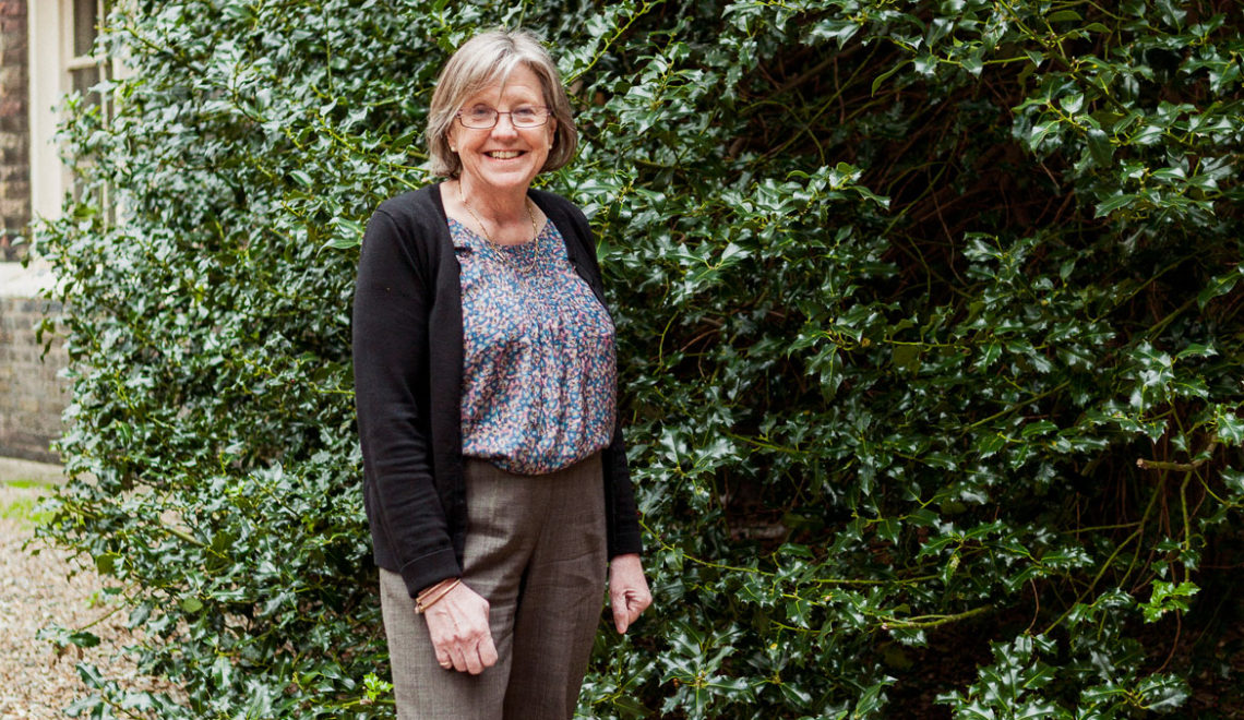 Interview with Professor Dame Georgina Mace